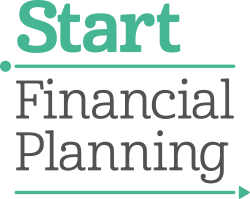 Start Financial Planning - Planning Specialist - Chesterfield, Derbyshire - Logo Coloured